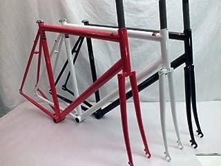Mercier Unbranded Kilo TT Stripper Track Fixed Gear Fixie Single Speed Bike Bicycle Frame & Fork Reynolds Cro Moly Steel