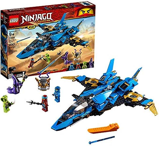 LEGO Ninjago 70668  Legacy Jay's Storm Fighter