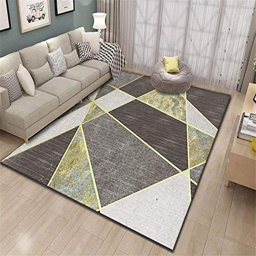 XTUK Home Decoration Rug Doormat Room Non Slip Carpet Bed Rugs Parlor Decor Area Rug Urable Rug Soft Carpet Dining Rooms Family Rooms Hallways Foyers Playrooms Kids Play Mat 60 * 90cm