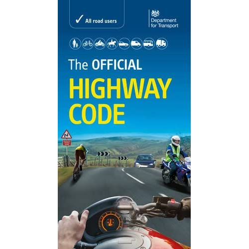 The Highway Code: Amazon co uk