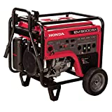 Honda EM5000SXK3 5,000 Watt Portable Electric Commercial Engine Power Generator