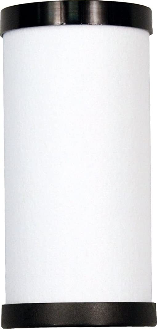 Van Air Systems E200-100-C/RC E200 Series Filter Element for F200-100 Series Compressed Air Filters, 0.01 μm