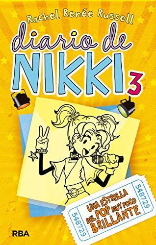 Diario de Nikki 3: Una estrella del pop muy poco brillante: Una estrella del pop muy poco brillante: 003