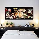 WXQHYD Picasso Guernica Vintage Klassische Deutschland