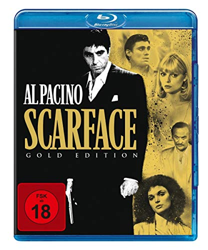 Scarface (1983) - Gold Edition [Blu-ray]