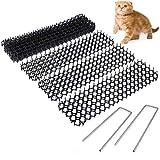 Cat Scat Spike (10 Strips) – Gentle Pet Deterrent for Cats, Dogs