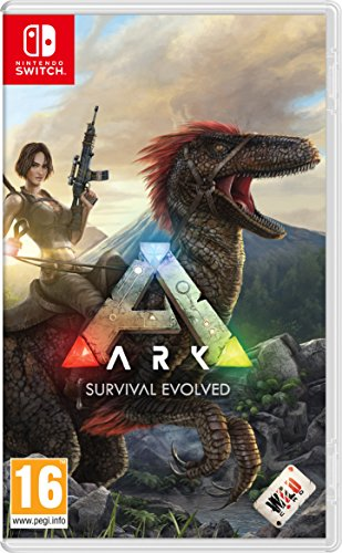 ARK: Survival Evolved (Switch) - [AT-PEGI] [Importación alemana]