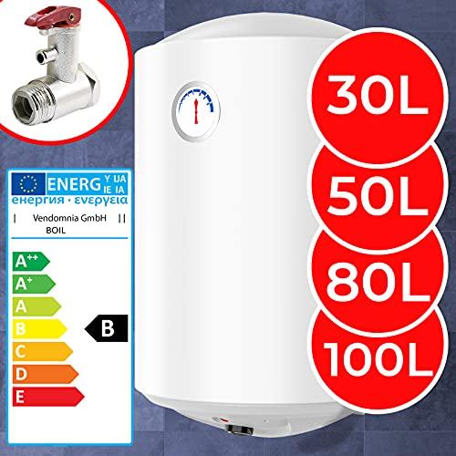 Elektro Warmwasserspeicher -...