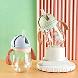 Straw Sippy Cup for Baby Infant & Toddler Sippy Cup,Child Water Bottle