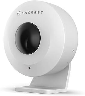 Amcrest SmartHome Standalone Alarm PIR Sensor, Home Security Alarm System with 1 PIR Motion Detector, Amcrest Alarm Hub Re...