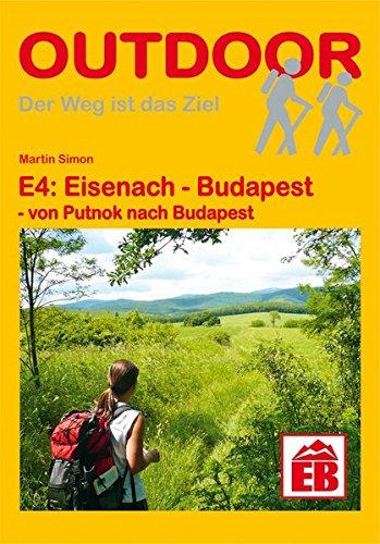 E4: Eisenach - Budapest - von Putnok nach Budapest (Der Weg ist das Ziel)