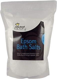 Raw Food Factory Raw Food Factory Epsom Bath Salts, 1.5 kg