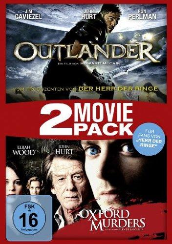 Outlander/Oxford Murders - 2 Movie Pack [2 DVDs]