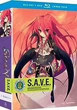 灼眼のシャナ 第2期 S.A.V.E : コンプリート・シリーズ 北米版 / Shakugan No Shana: Season Two - S.A.V.E [Blu-ray+DVD][Import]