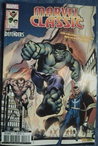 Marvel classic 8