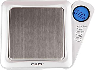 Best American Weigh Scales Blade Series Digital Precision Pocket Weight Scale, Silver, 100 x 0.01G (BL-100-SIL) Review
