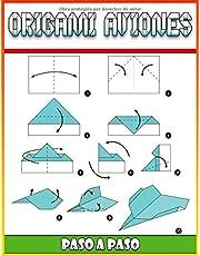 Origami Aviones Paso a Paso: ORIGAMIS Fácil