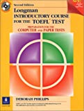 Longman Introductory Course for the Toefl Test Book and CD-ROM without Answer Key