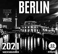 Berlin Black 'N' White Kalender (2021)