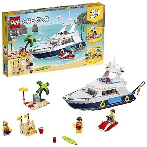 Lego 31083 Creator Aventuras en yate (Descontinuado por Fabricante)