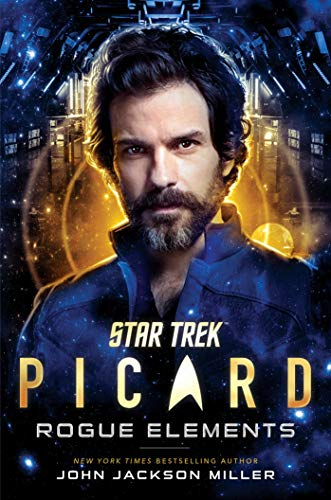 Star Trek: Picard: Rogue Elements (English Edition)