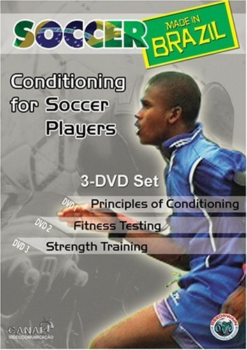 Soccer Made in Brazil: Conditioning for Soccer Players by Prospero Brum Paoli