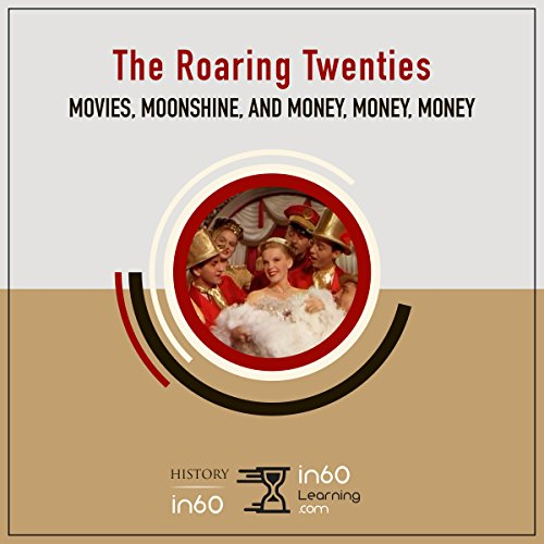 Couverture de The Roaring Twenties