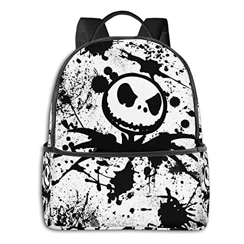 Lightweight Nightmare Before Christmas Backpacks Bags GMY Bags