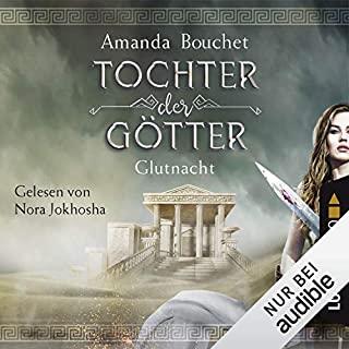 Glutnacht (Tochter der Götter 1) Titelbild