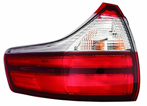 Depo 312-19C6L-AF Tail Lamp Assembly (Toyota Sienna 15-16 Driver Side Nsf)