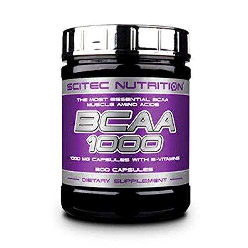 SCITEC Nutrition Bcaa 1000 - 300 Caps