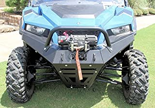 From XTR Off-Road Products - Bad Dawg Polaris General 1000 Front Bumper