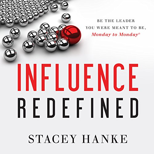 Influence Redefined audiobook cover art