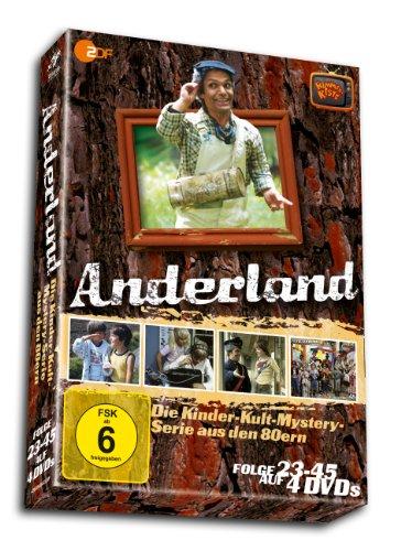 Folge 23-45 (4 DVDs)