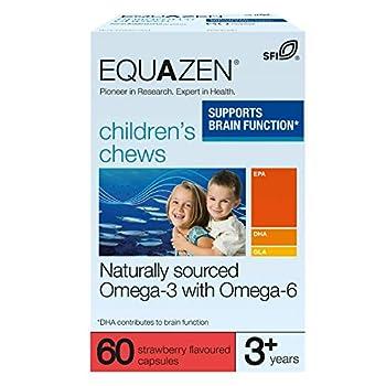Equazen Eye Q Children s Chews Pack Of 60