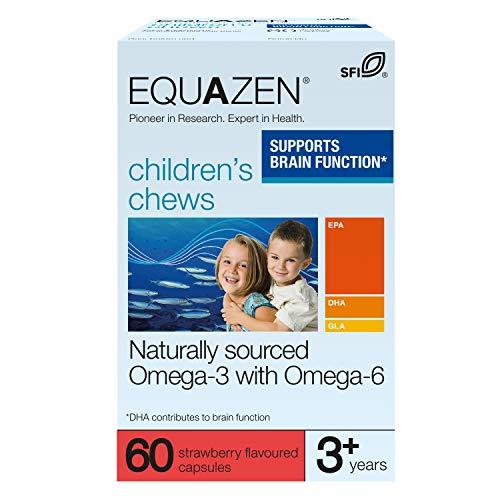 Equazen Eye Q Children's Chews Pack of 60