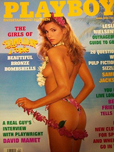 Playboy Magazine, April 1995.
