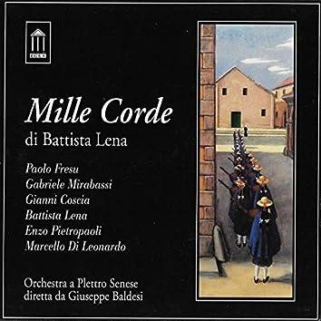 Mille Corde (feat. Paolo Fresu, Gabriele Mirabassi, Gianni Coscia, Enzo Pietropaoli & Marcello Di Leonardo)