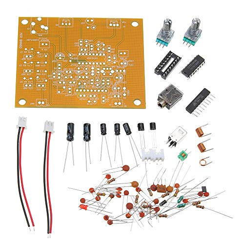 HDHUA Änderungszubehör Audio Receiver Module Kit DIY Aviation Band Receiver Aircraft Band Receiver Kit