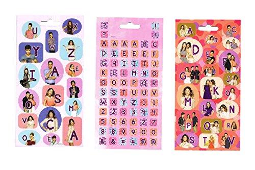 Disney PANINI® Violetta Sticker / Aufkleber ABC