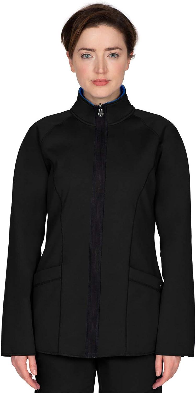 Free shipping healing hands Knits 5300 Women's Brooklyn – Reversible Zi Cheap SALE Start Jacket