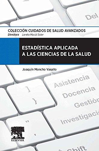 51YViqduV2L - Estadística aplicada a las ciencias de la salud (Spanish Edition)