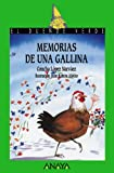Memorias de una gallina (LITERATURA INFANTIL - El Duende Verde)