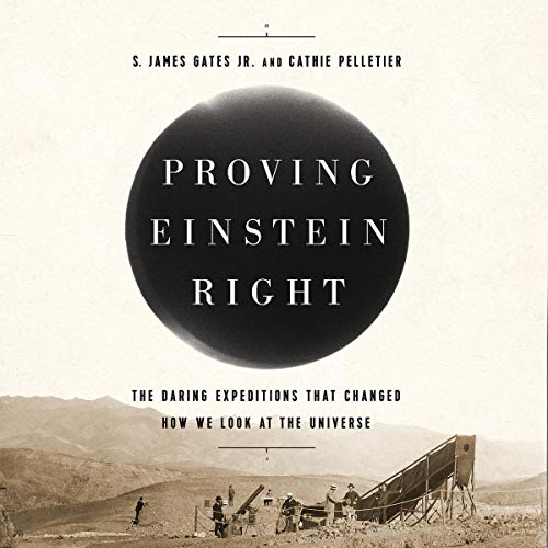 Proving Einstein Right audiobook cover art