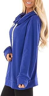Fashion Women Slogan Blouse Cotton Long Sleeve Coat Plus Size Tops Sweatshirt