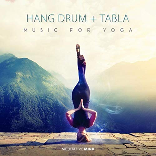 Hang Drum + Tabla Music for Yoga