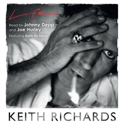 Life Audiobook By Keith Richards cover art