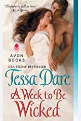 A Week to Be Wicked (spindle cove Book 2) Kindle Edition