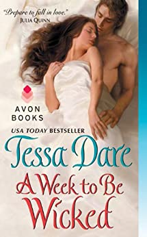 A Week to Be Wicked (spindle cove Book 2) by [Tessa Dare]
