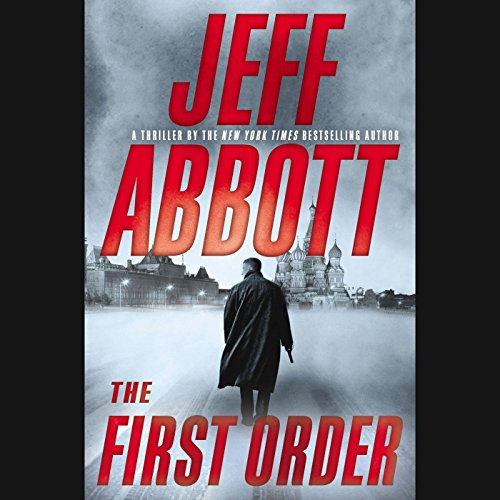 The First Order audiobook cover art